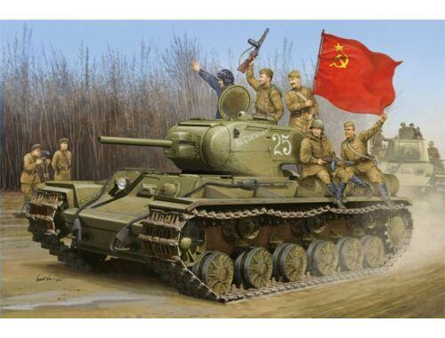 Trumpeter Soviet KV-1S Heavy Tank 1:35 (01566)
