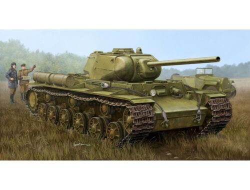 Trumpeter Soviet KV-1S/85 Heavy Tank 1:35 (01567)