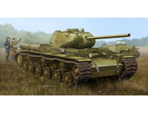 Trumpeter Soviet KV-1S/85 Heavy Tank 1:35 (1567)