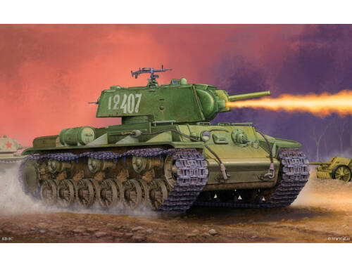 Trumpeter K-8S Welded Turret 1:35 (1568)