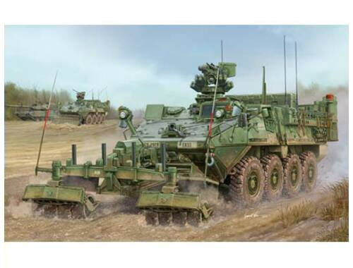 Trumpeter M1132 Stryker Engineer Squad Vehicle 1:35 (01574)
