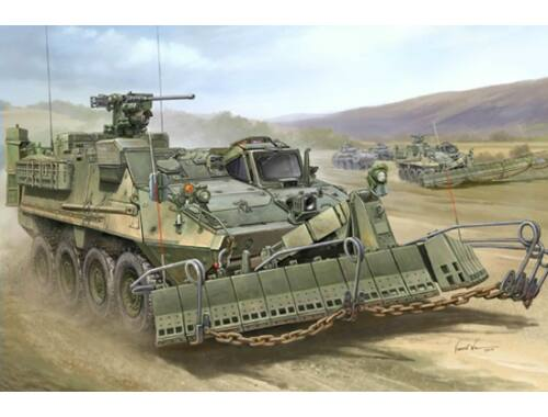 Trumpeter M1132 Stryker Engineer Squad Vehicle 1:35 (01575)