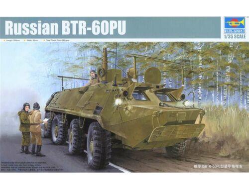 Trumpeter BTR-60P BTR-60PU 1:35 (01576)