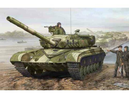 Trumpeter Soviet T-64A MOD 1981 1:35 (1579)