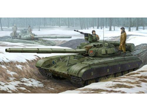 Trumpeter Soviet T-64B MOD 1975 1:35 (1581)