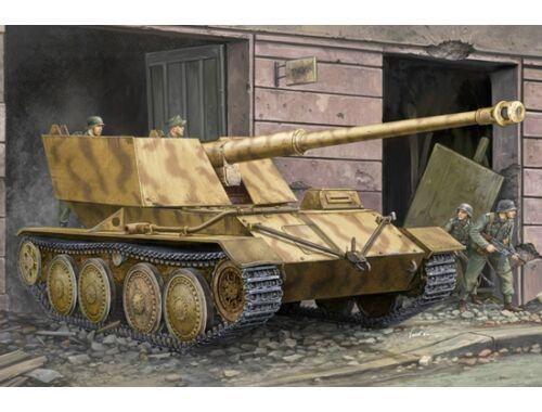 Trumpeter Krupp/Ardelt Waffenträger 88mm PAK-43 1:35 (01587)