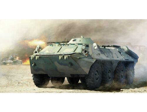 Trumpeter Russian BTR-70 APC late version 1:35 (01591)