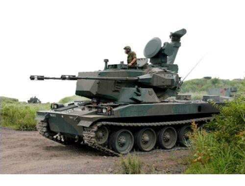 Trumpeter JGSDF Type 87 SPH 1:35 (01599)
