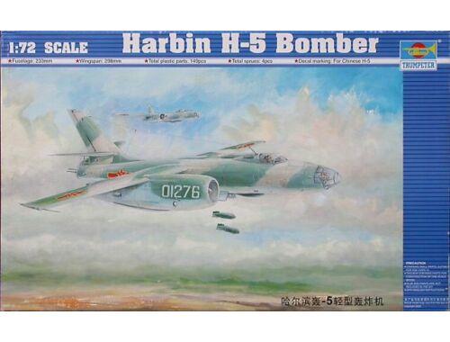 Trumpeter Harbin H-5 Bomber 1:72 (01603)