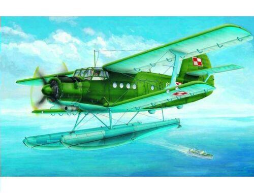 Trumpeter Antonov An-2V Colt on float 1:72 (01606)