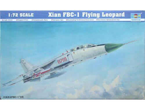 Trumpeter Xian FBC-1 Flying Leopard 1:72 (01608)