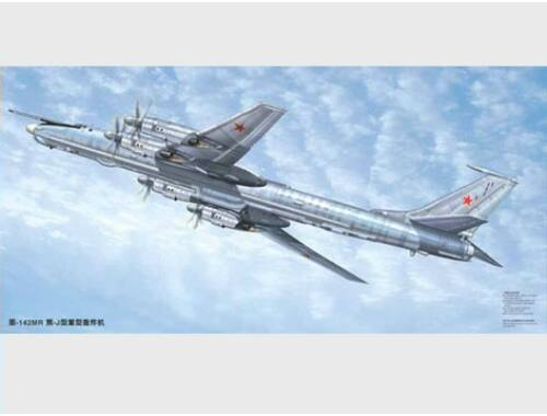 Trumpeter Tupolev Tu-142 MR Bear-J 1:72 (01609)