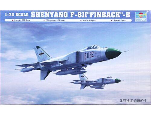 Trumpeter Shenyang F-8II ''Finback'' B 1:72 (01610)