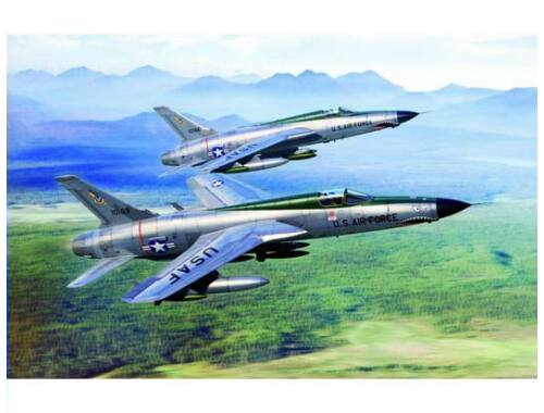 Trumpeter F-105D ''Thunderchief'' 1:72 (01617)
