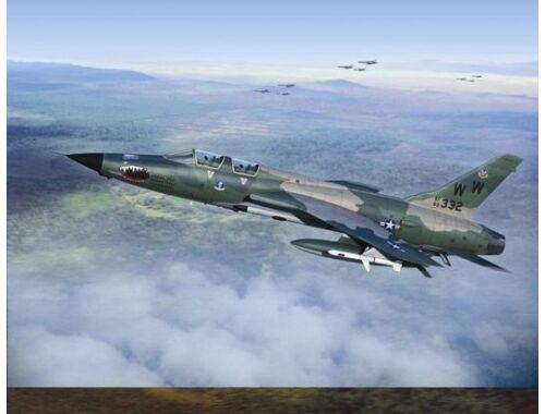 Trumpeter F-105G Thunderchief 1:72 (1618)