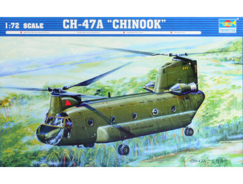 Trumpeter CH47A Chinook 1:72 (01621)
