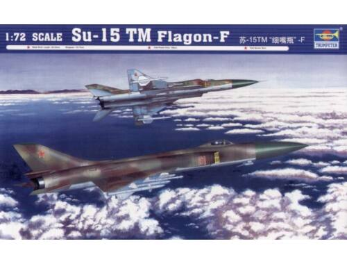 Trumpeter Su-15 TM Flagon-F 1:72 (01623)