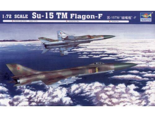 Trumpeter Su-15 TM Flagon-F 1:72 (1623)