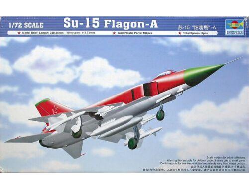 Trumpeter Su-15 Flagon-A 1:72 (1624)