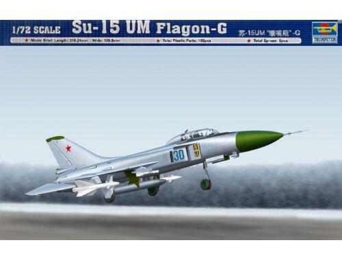 Trumpeter SU-15 UM Flagon-G 1:72 (01625)