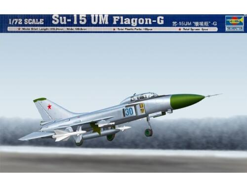 Trumpeter Su-15 UM Flagon-G 1:72 (1625)