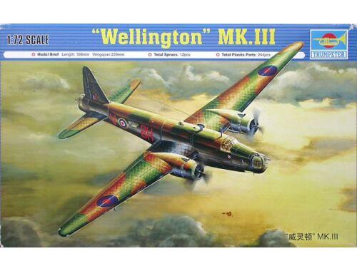 Trumpeter Wellington Mk.3 1:72 (01627)