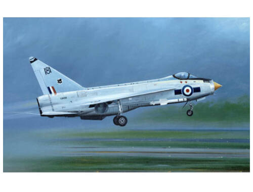 Trumpeter English Electric Lightning F.1A/F.2 1:72 (1634)