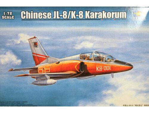 Trumpeter Chinese JL-8 (K-8 Karakorum) Trainer 1:72 (1636)