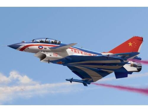 Trumpeter Chinese J-10S fighter 1:72 (1644)