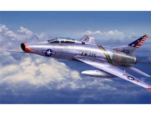Trumpeter F-100C Super Sabre 1:72 (01648)
