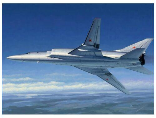 Trumpeter Tu-22M2 Backfire B Strategic bomber 1:72 (1655)