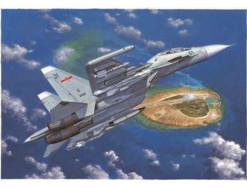Trumpeter Russian Su-30MKK Flanker G Fighter 1:72 (1659)