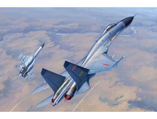 Trumpeter Chinese J-11B Fighter 1:72 (01662)