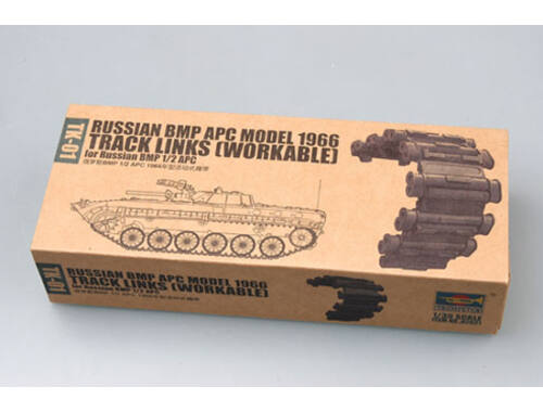 Trumpeter Russian BMP 1/2 APC Workable Track 1966 1:35 (2031)