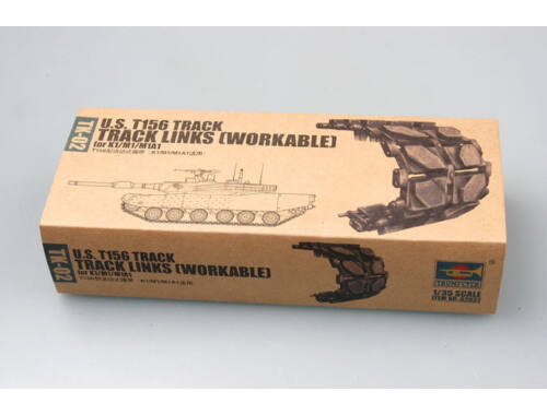 Trumpeter U.S. T156 K1/M1/M1A1 Workable track 1:35 (2032)