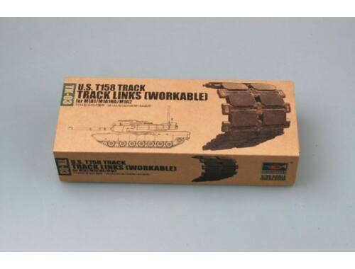 Trumpeter U.S. T158 M1A1/M1A1HA/M1A2 Workable track 1:35 (2033)