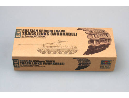 Trumpeter Russian KV/JS (650mm) Workable track 1:35 (2042)