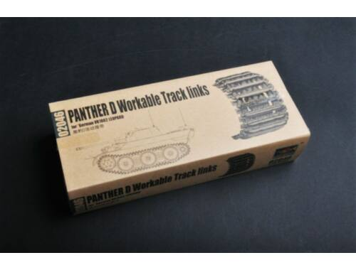 Trumpeter German Panther D Workable Tracks 1:35 (2046)