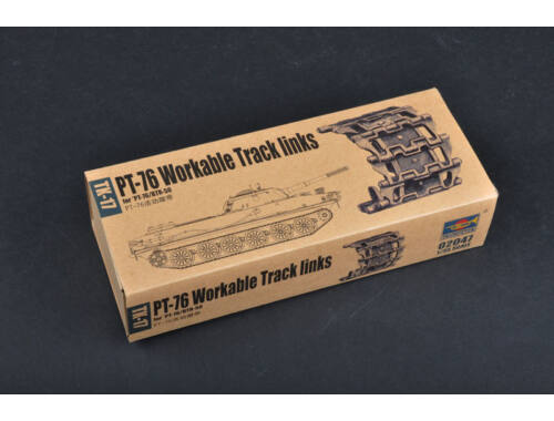 Trumpeter Russian PT-76 Workable Track 1:35 (2047)