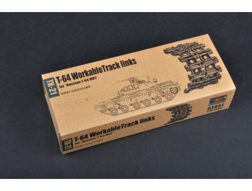 Trumpeter Russian T-64 Workable Track 1:35 (2051)