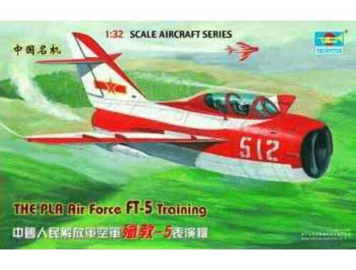 Trumpeter Chengdu FT-5 Trainer 1:32 (02203)