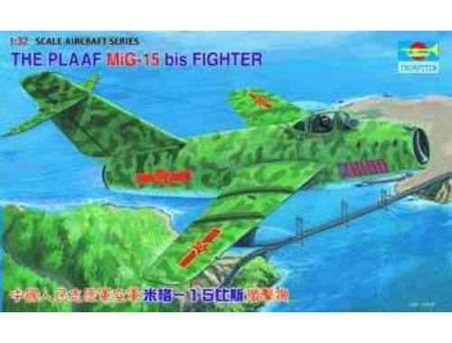Trumpeter PLAAF MiG-15 bis Fighter 1:32 (2204)