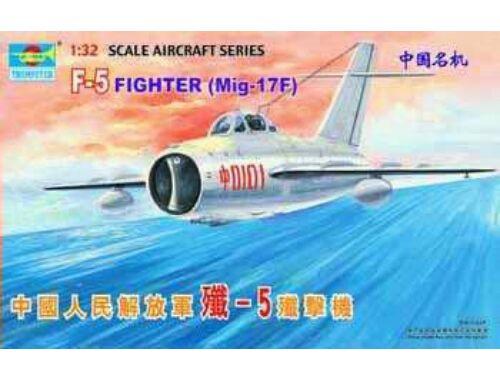 Trumpeter MiG-17 F Fresco 1:32 (2205)