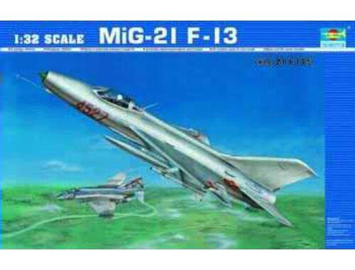 Trumpeter MiG-21 F-13 1:32 (02210)