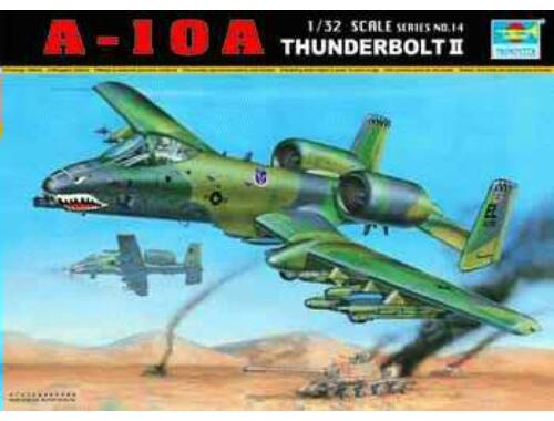 Trumpeter Fairchild A-10 A Thunderbolt II 1:32 (2214)