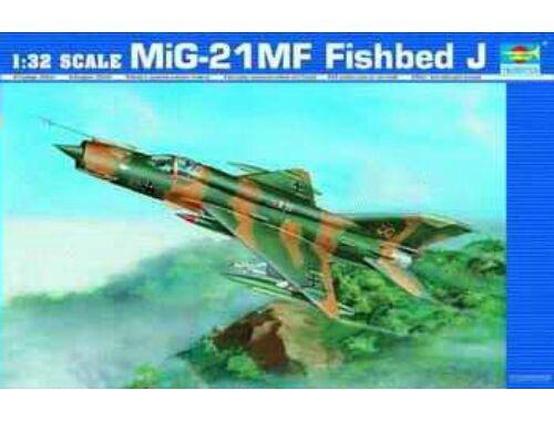Trumpeter MiG-21 MF 1:32 (02218)