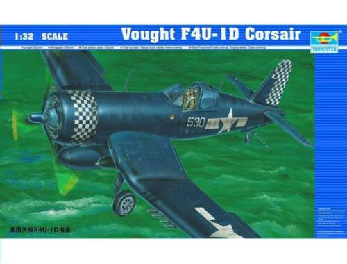 Trumpeter Vought F4U-1D Corsair 1:32 (02221)