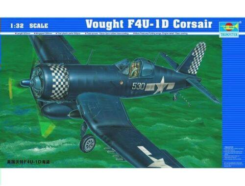 Trumpeter Vought F4U-1D Corsair 1:32 (02221)