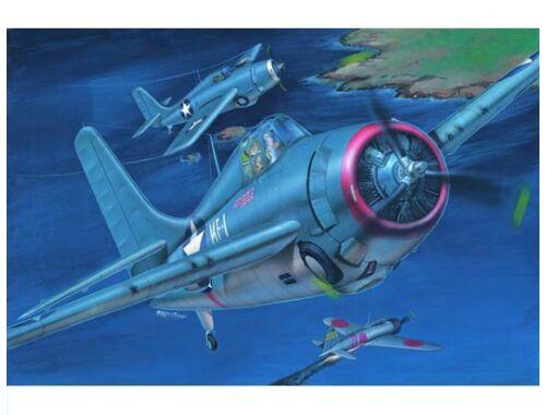 Trumpeter Grumman F4F-3 ''Wildcat'' (late) 1:32 (02225)