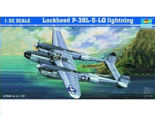 Trumpeter Lockheed P-38 L-5-LO Lightning 1:32 (02227)